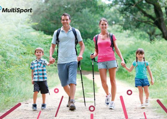 MultiSport - Domy přírody
