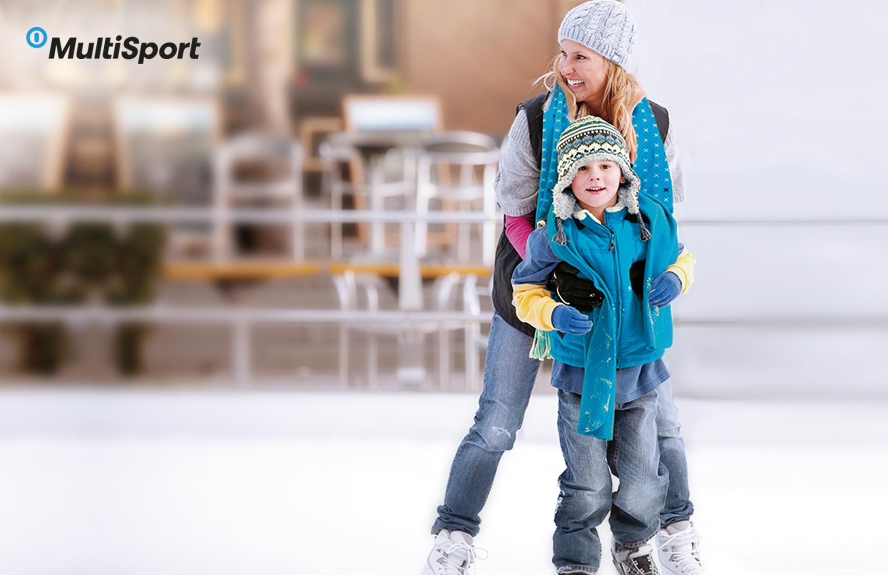 Lední bruslení s MultiSportem